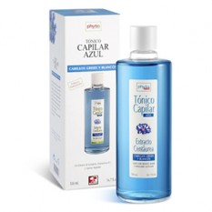 41005 PHYTO NATURE TONICO AZUL CAB. GRISES Y BLANCOS 500 ML