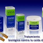 Vida Shock. Tratamiento biológico anticaída