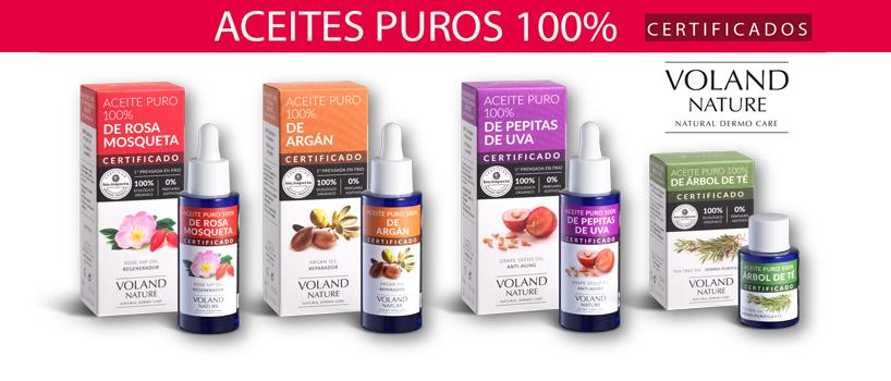 Aceites Puros 100%